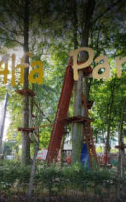 Park linowy Alfa Władysławowo