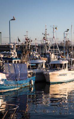 Władysławowo port rybacki